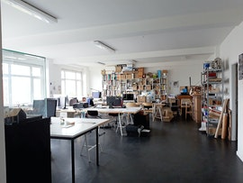 POP office, Brussels