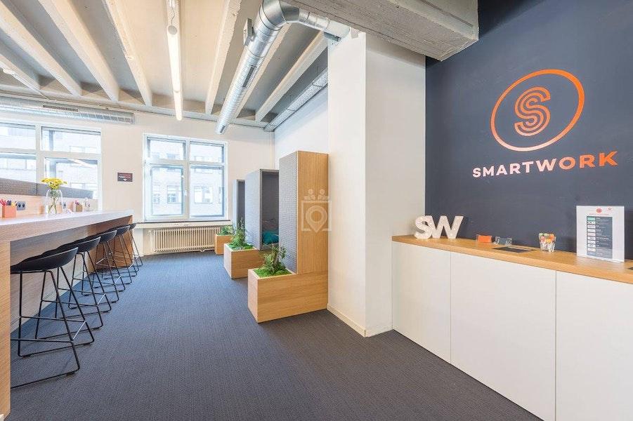 Smartwork - Monnaie, Brussels
