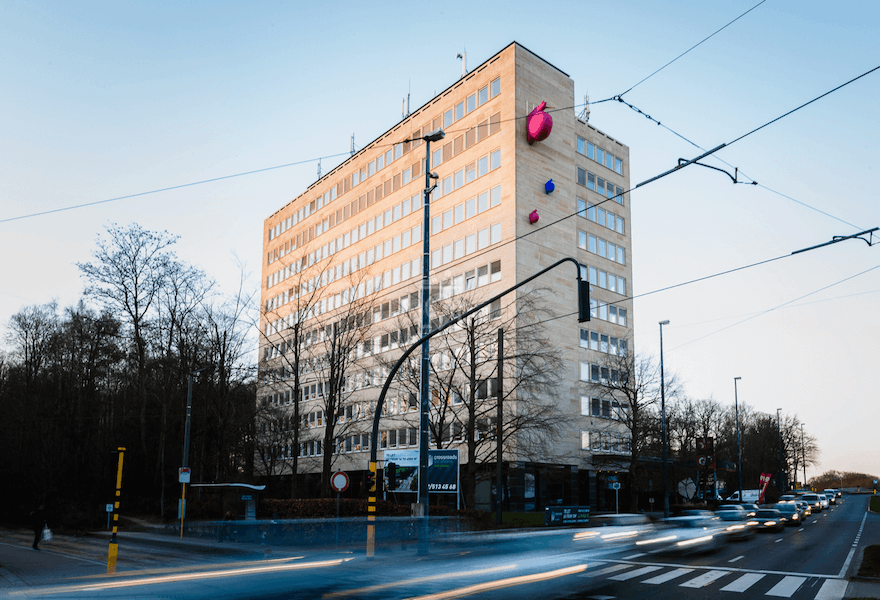 Sncube, Brussels
