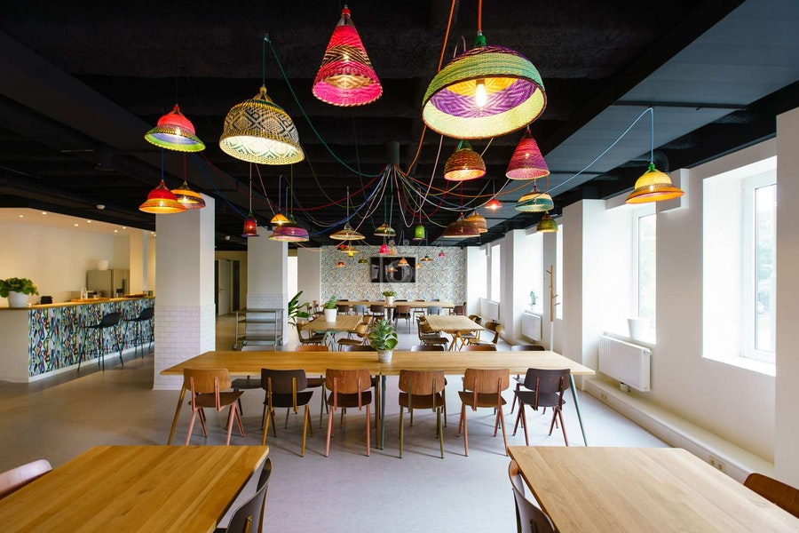 The Nestwork | Coworking Brussels, Brussels