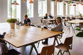 The Nestwork | Coworking Brussels, Waterloo