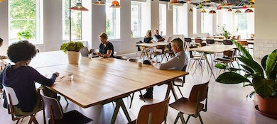 The Nestwork | Coworking Brussels