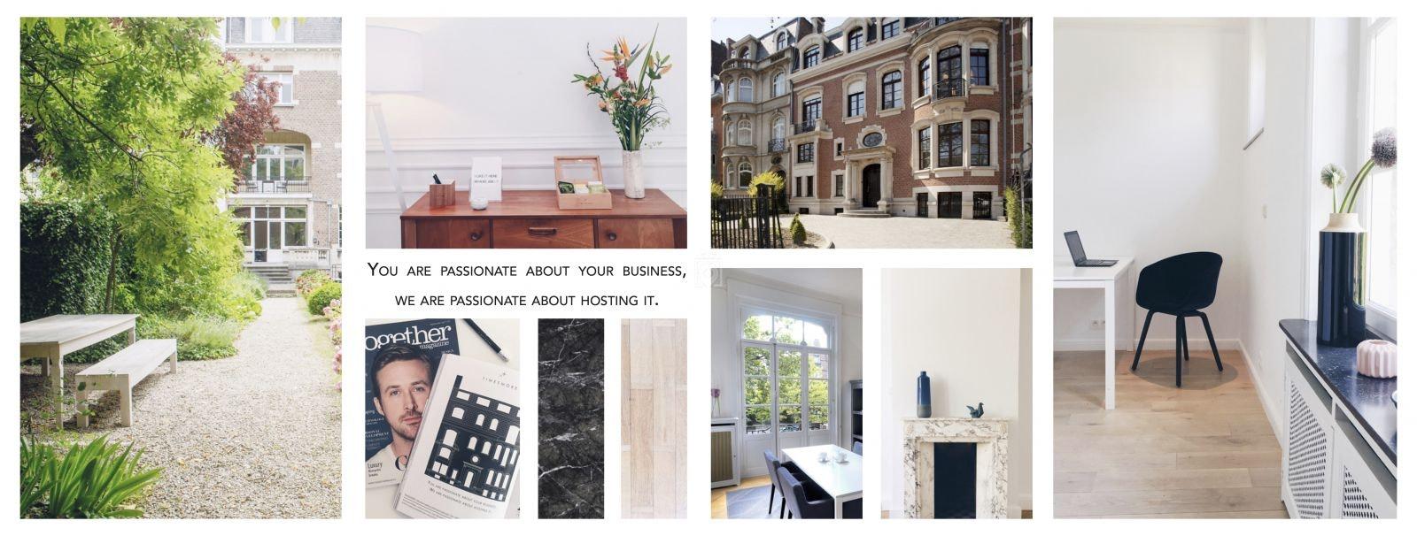 La Maison Du Monde Bilbao timesmore, brussels - book online - coworker