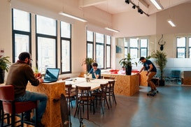 Wao Coworking, Evere