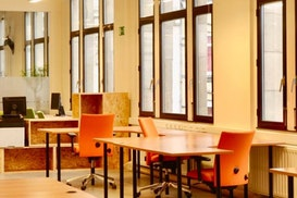 Wao Coworking, Brussels