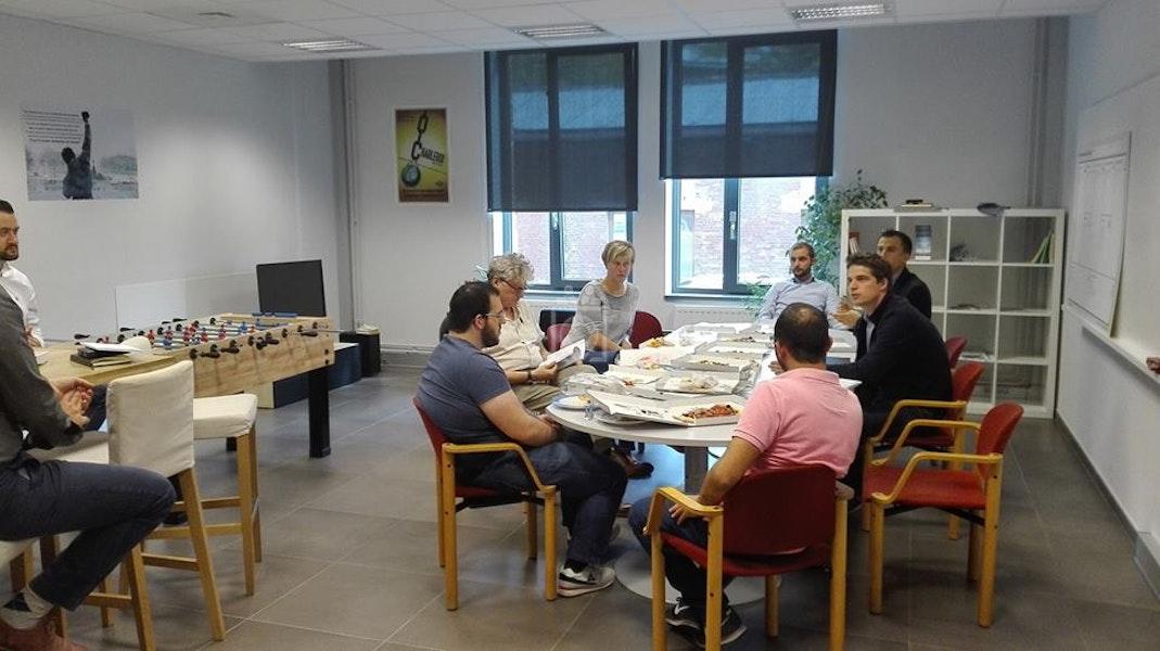 Switch Coworking, Charleroi