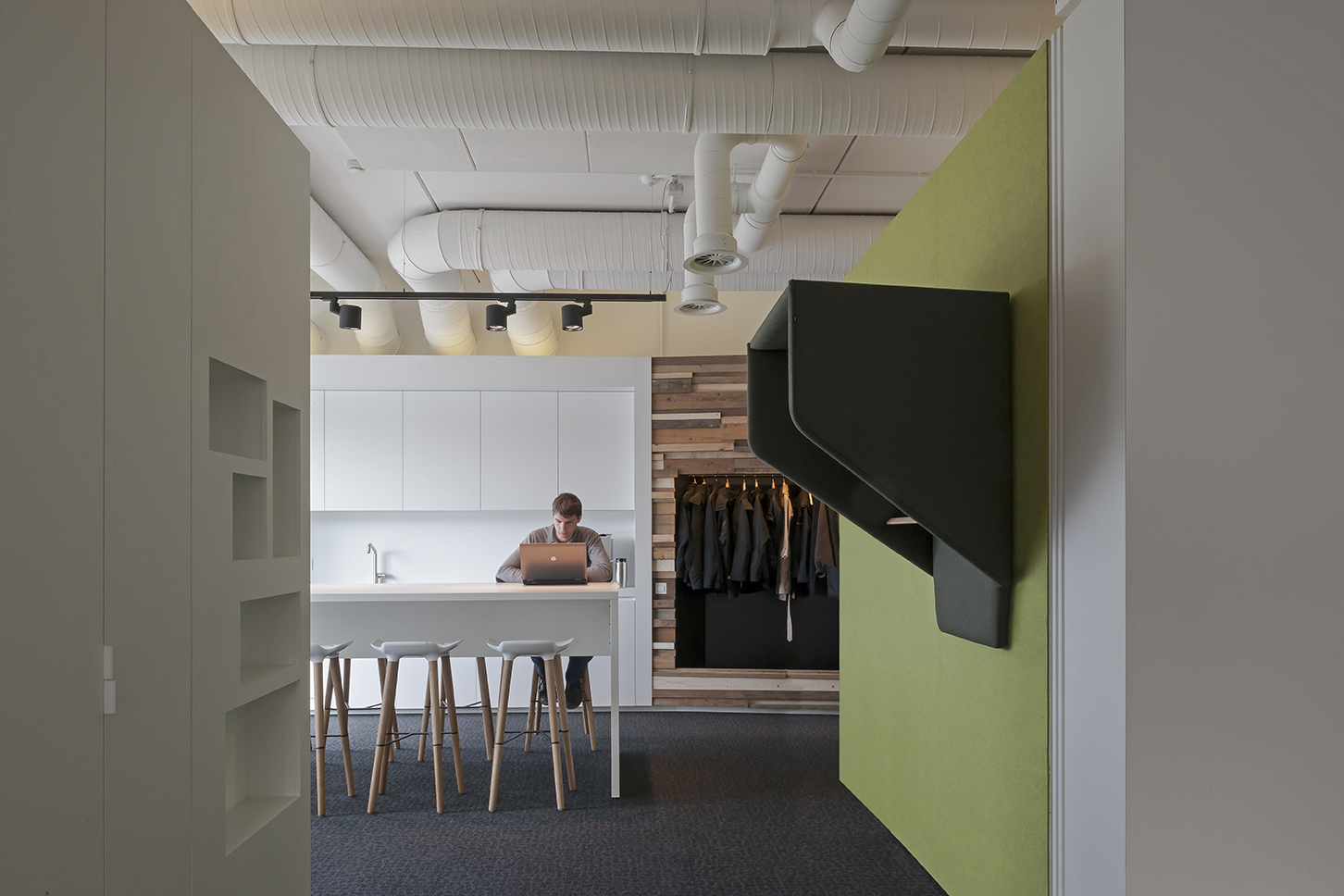 The Wired Office, Ghent