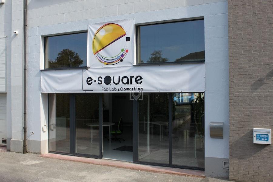 e-Square, Namur
