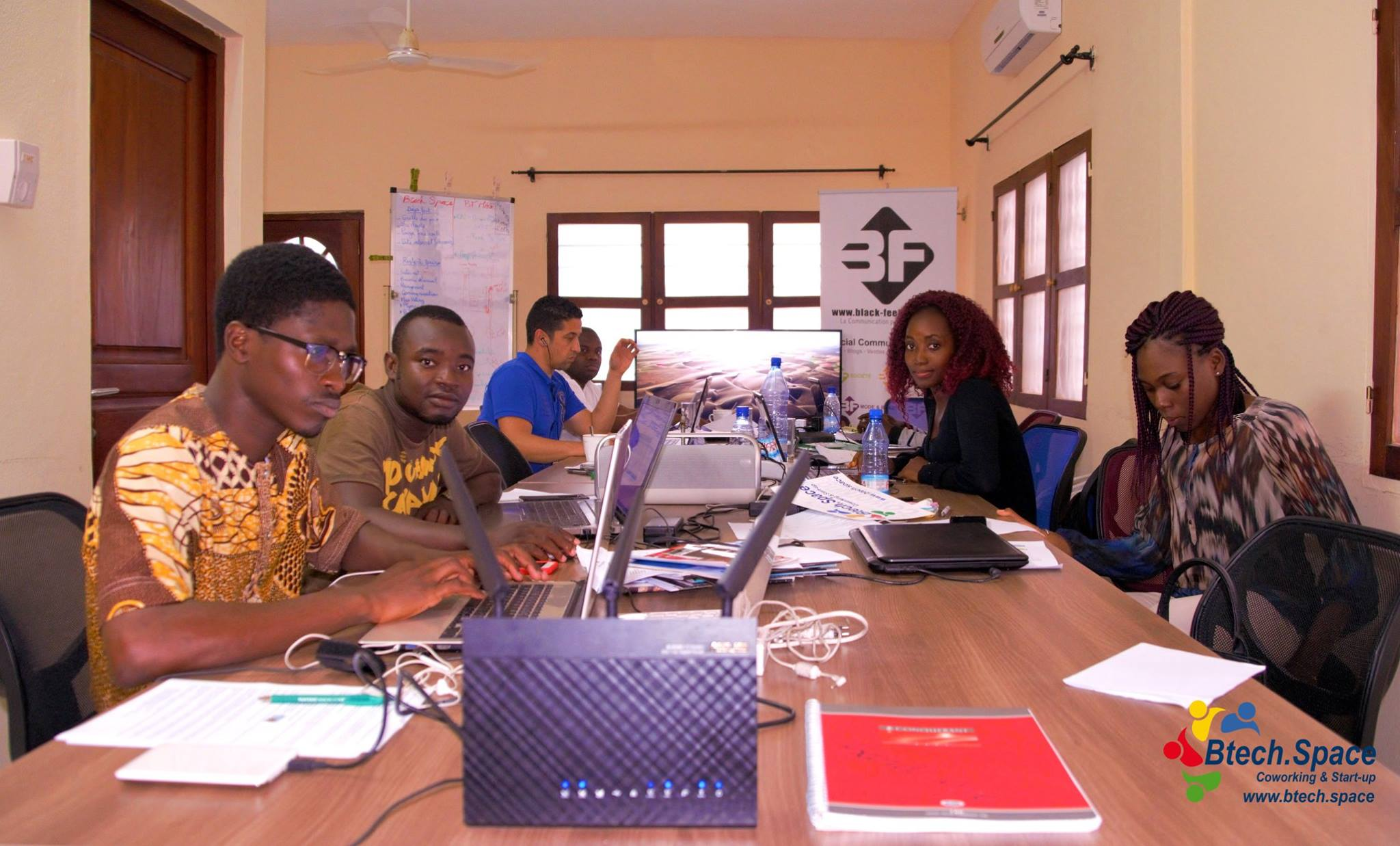 Btech Space, Cotonou