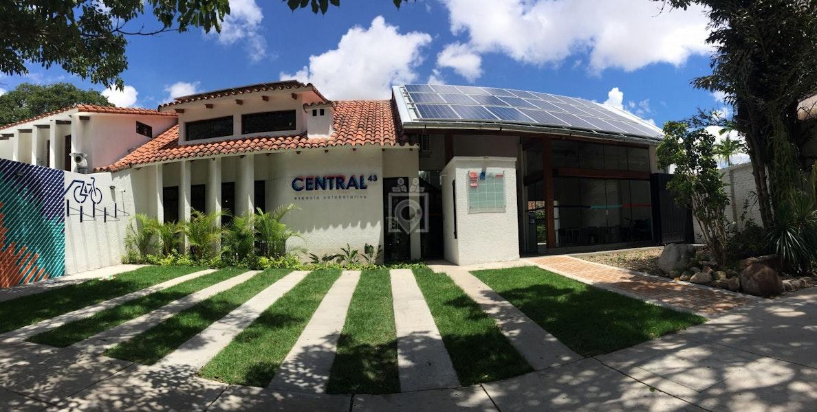 Central43, Santa Cruz de la Sierra