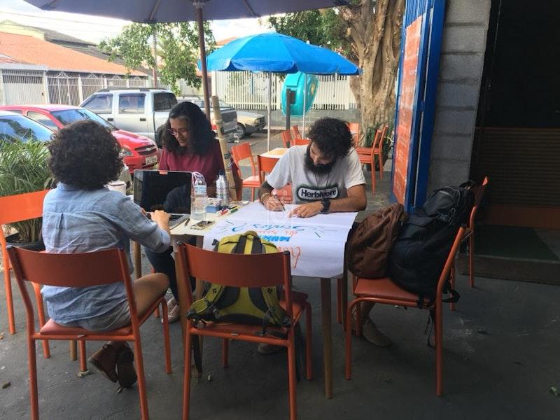 Espaco MULTIPLICIDADE de Coworking, Brasilia