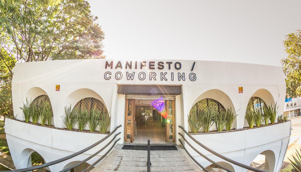 Manifesto Coworking, Brasilia