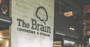 The Brain Coworking & Storage profile image