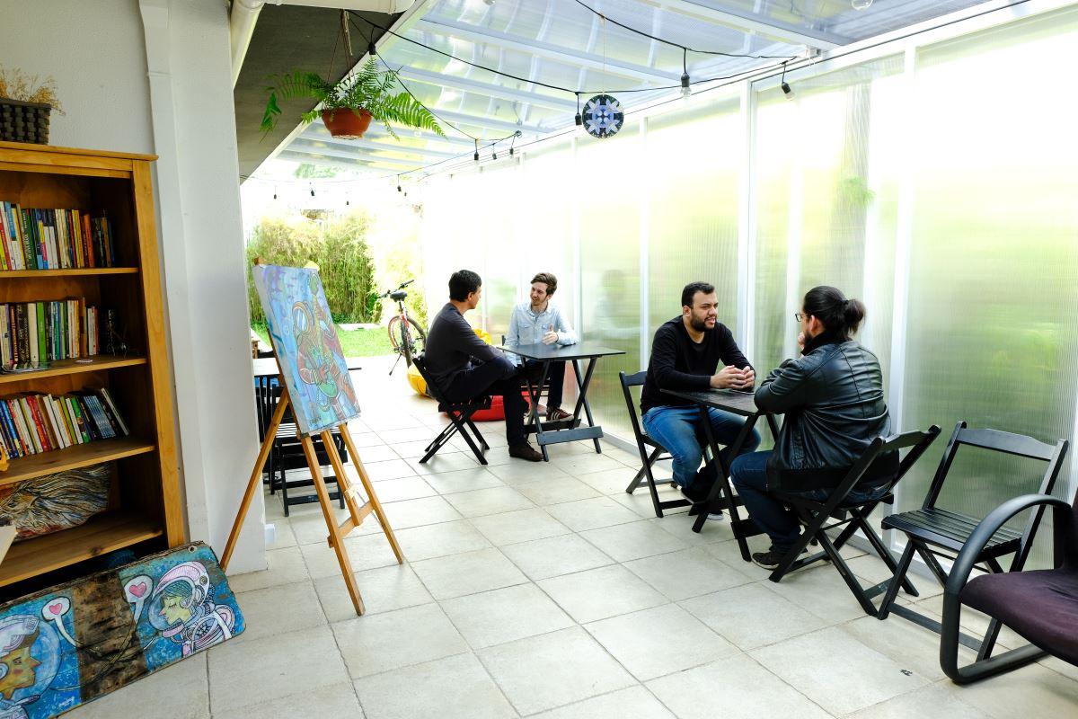 Four Coworking, Curitiba
