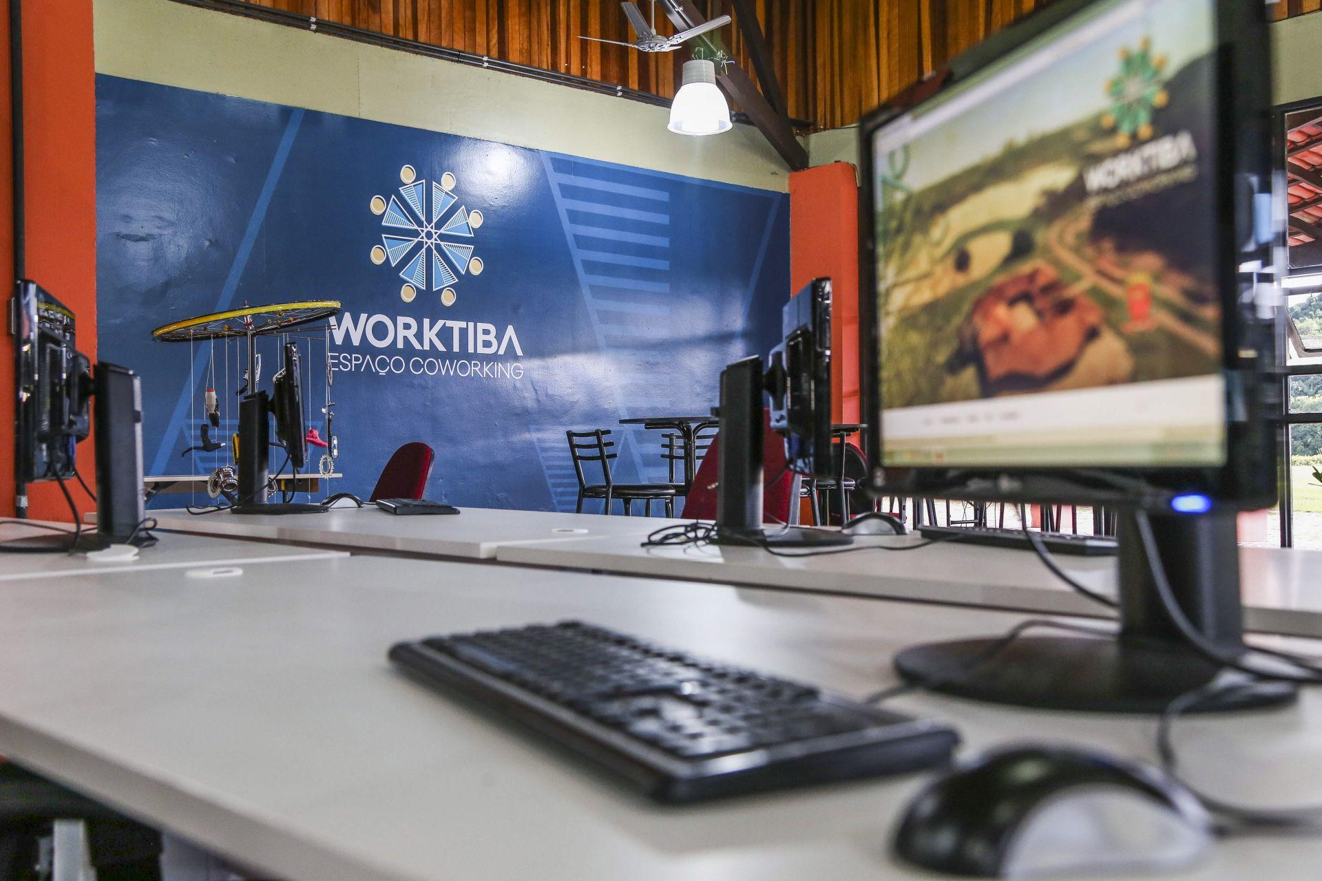 WORKTIBA - MUNICIPAL PUBLIC COWORKING, Curitiba