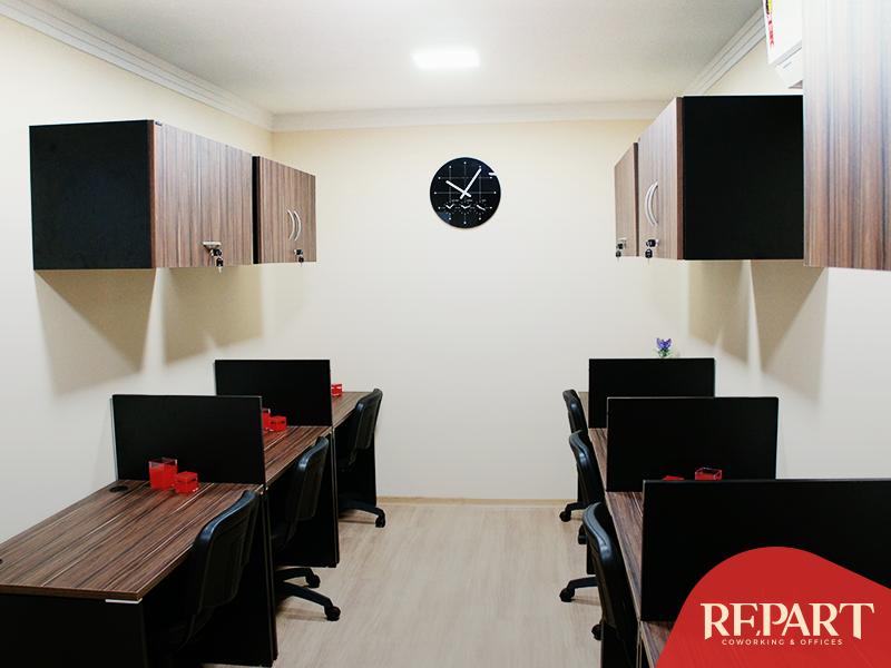 Repart Coworking, Fortaleza