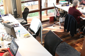 Bonjour Coworking, Joinville