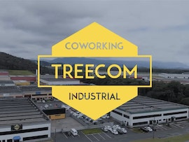 TreeCom Coworking Industrial, Joinville