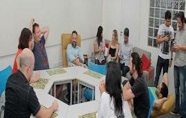 Blocktime Coworking, Sao Paulo