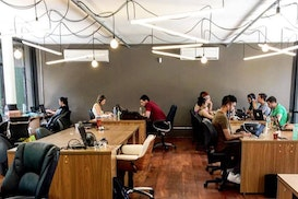 BUCC Work Spaces, Sao Paulo