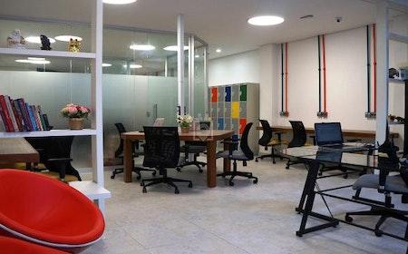 Colab Coworking, Sao Paulo