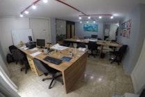Go Up Coworking, Sao Paulo
