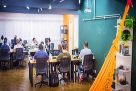 Pixels Coworking, Sao Paulo
