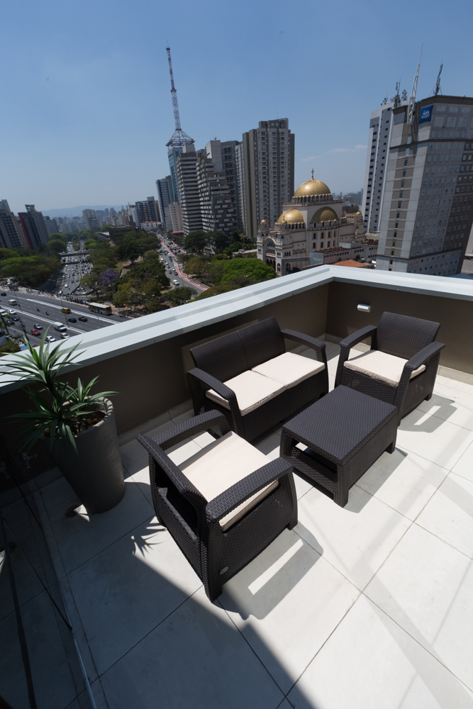 VIP Office Paradise, Sao Paulo