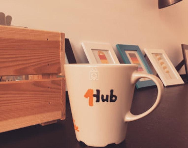 1HUB, Sofia