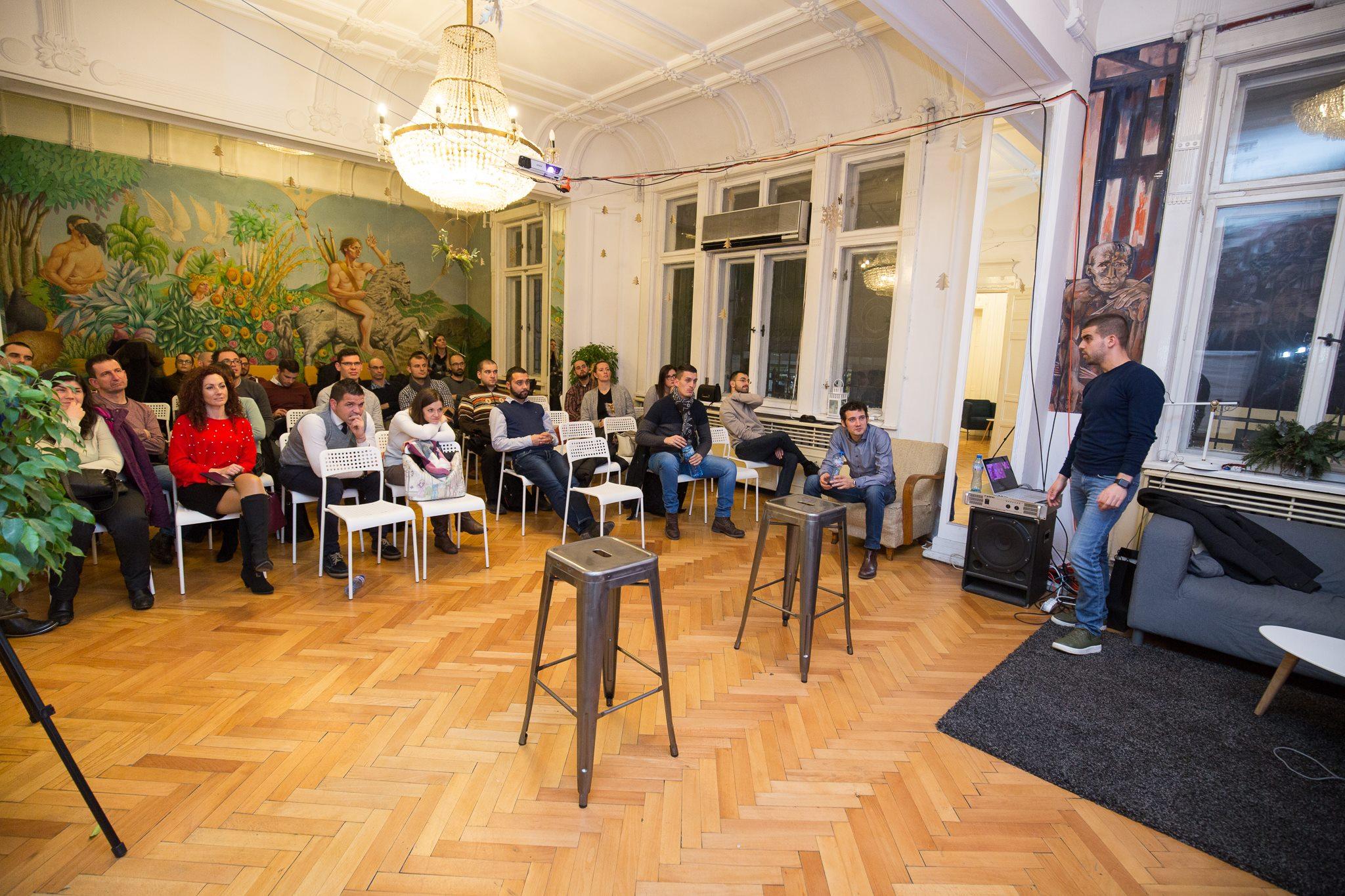 COSMOS Coworking Camp, Sofia