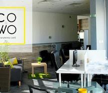 CO&WO Coworking café profile image