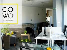 CO&WO Coworking café, Sofia