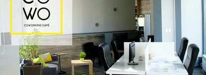 CO&WO Coworking café