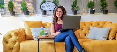 NETWORKING: Premium Coworking Spaces