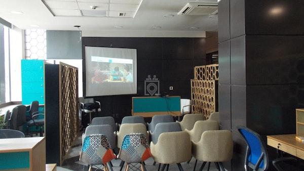 Overtaim Coworking Space, Sofia