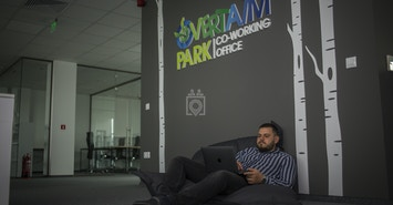 Overtaim Park Coworking Space profile image