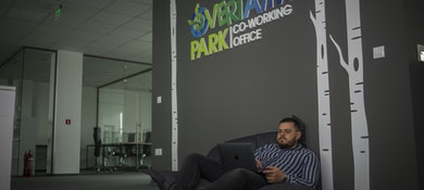 Overtaim Park Coworking Space