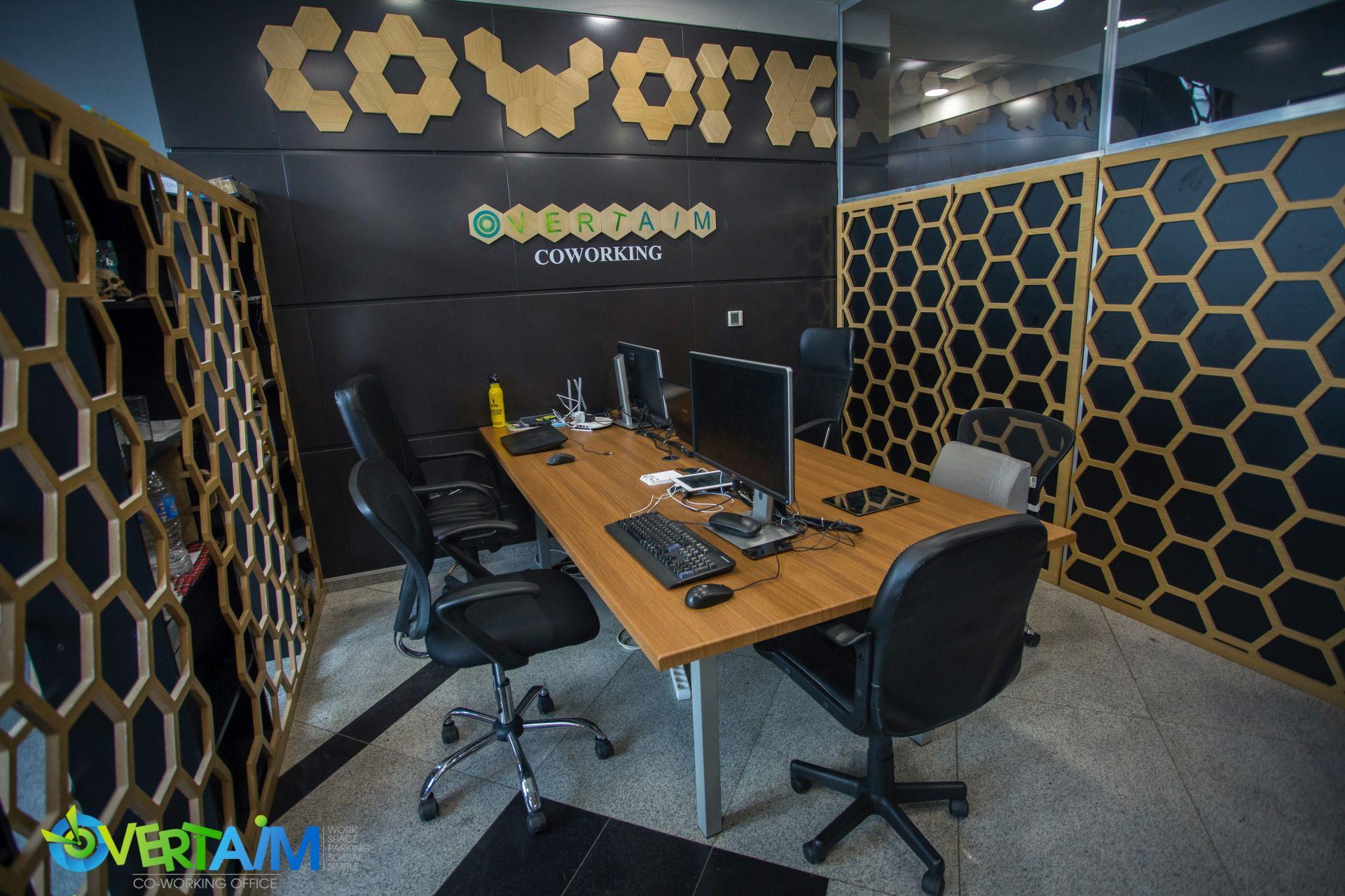 Overtaim South Coworking Space, Sofia