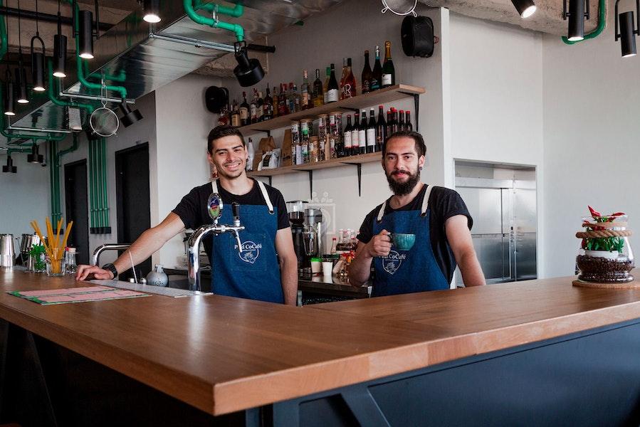 Puzl CoCafé, Sofia
