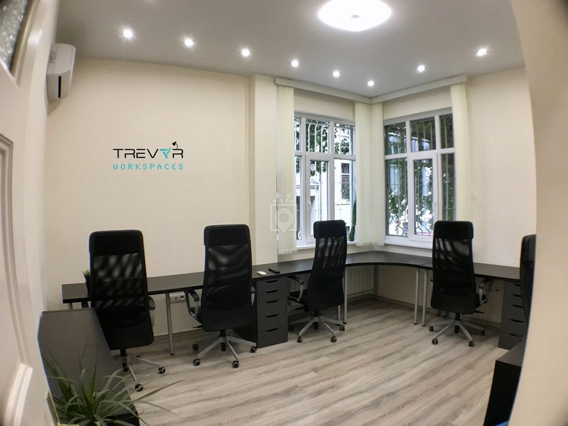 Trevor Workspaces Dondukov, Sofia