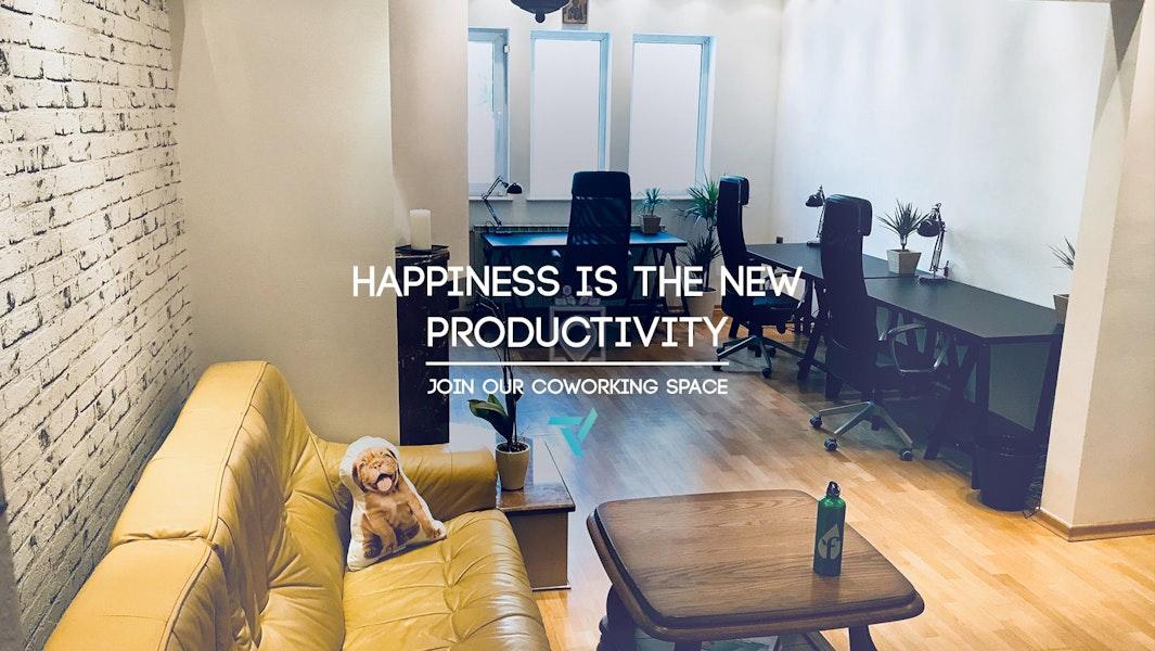 Trevor Workspaces / Lozenets, Sofia