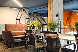 Worky workspace and coffe, Sofia