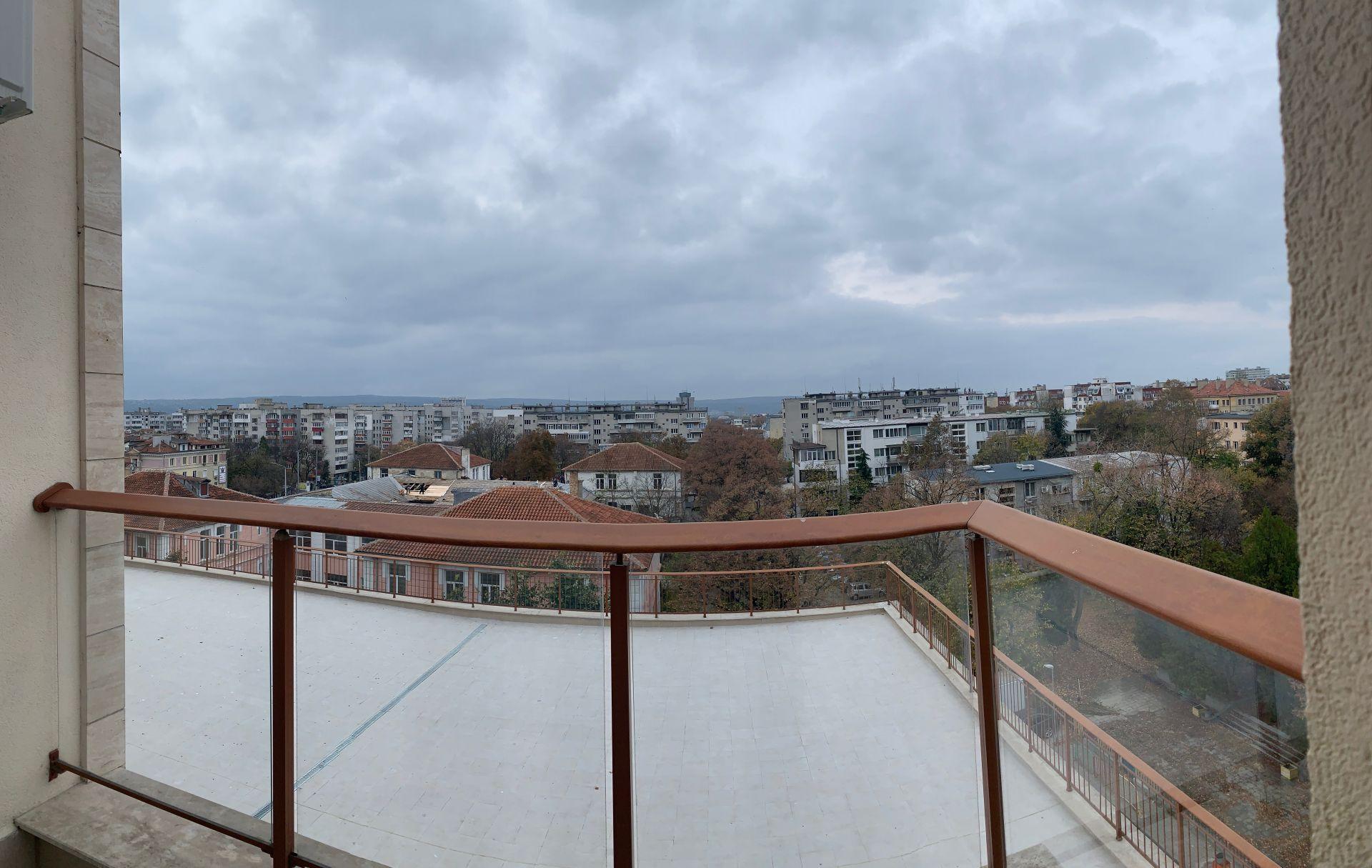 City Space, Varna