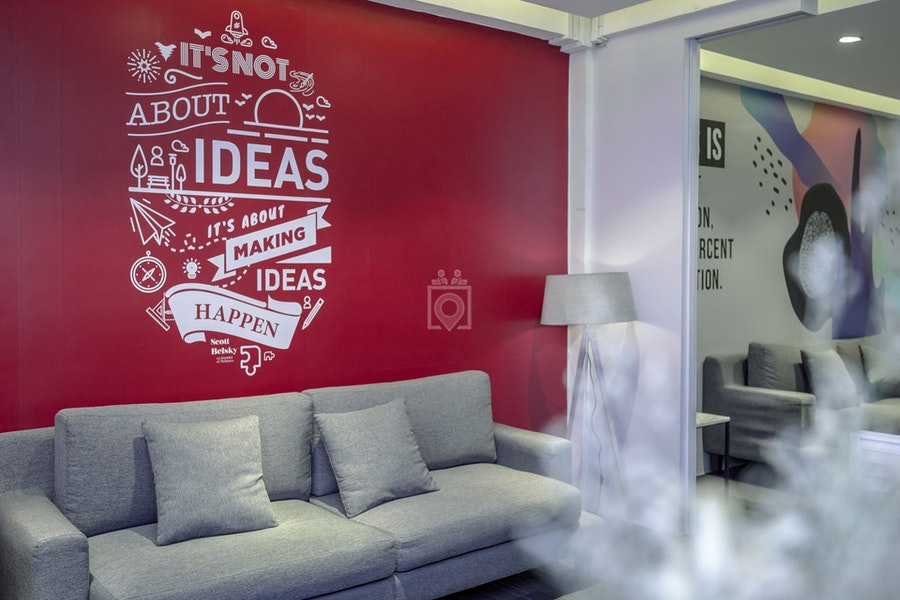 Co-working Space, Phnom Penh