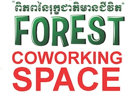 Forest Coworking Space, Phnom Penh