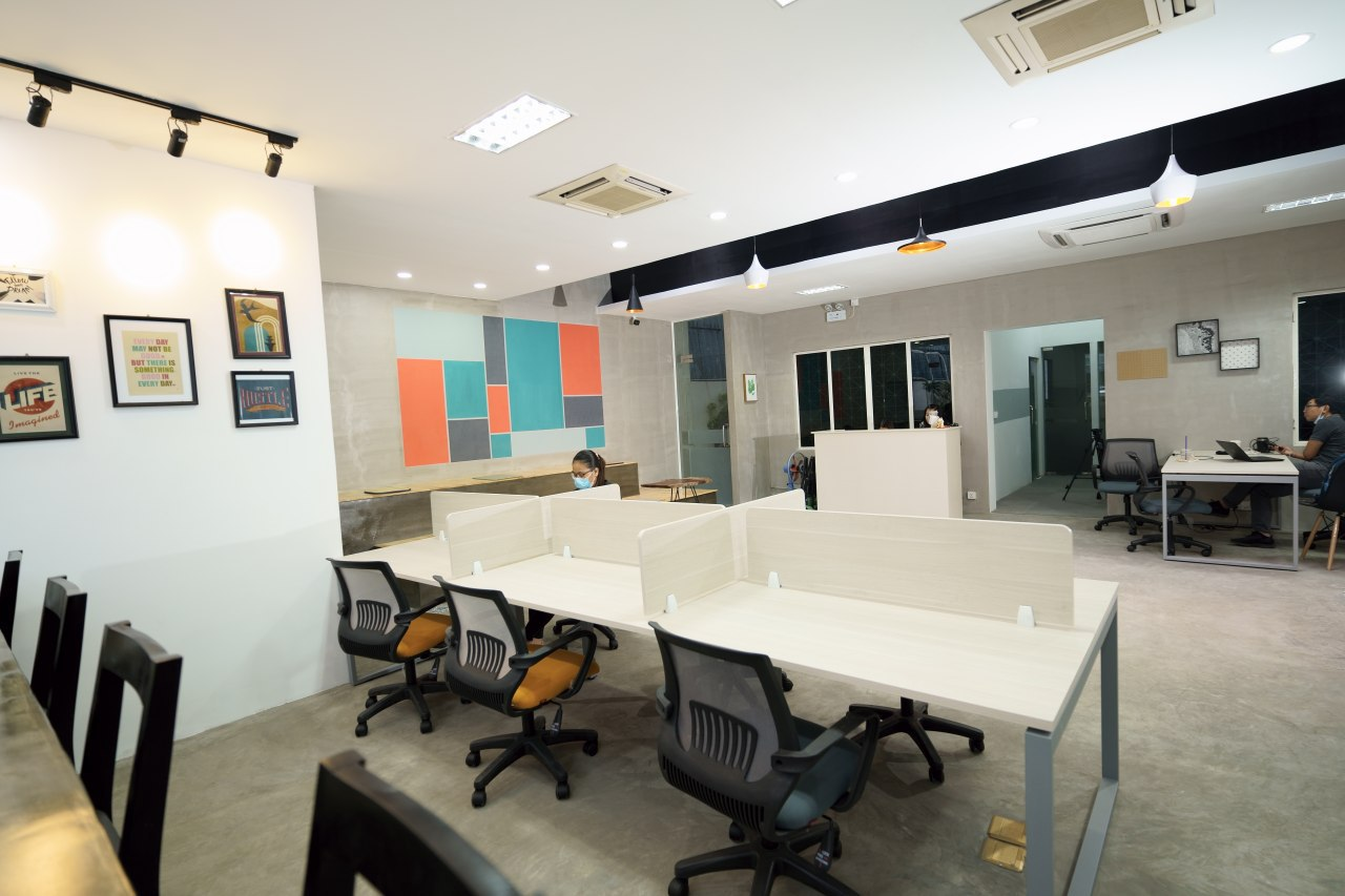 Metz Camp Co Working Space, Phnom Penh