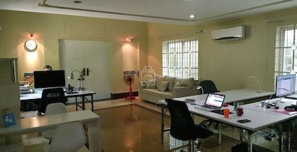 My Khmer Company, Phnom Penh   coworkspace.com