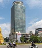 Regus - Phnom Penh, Canadia Bank Tower profile image