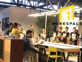 Workspace 1, Phnom Penh