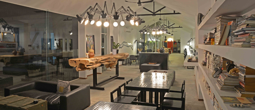 The 1961 Coworking & Art Space, Siem Reap